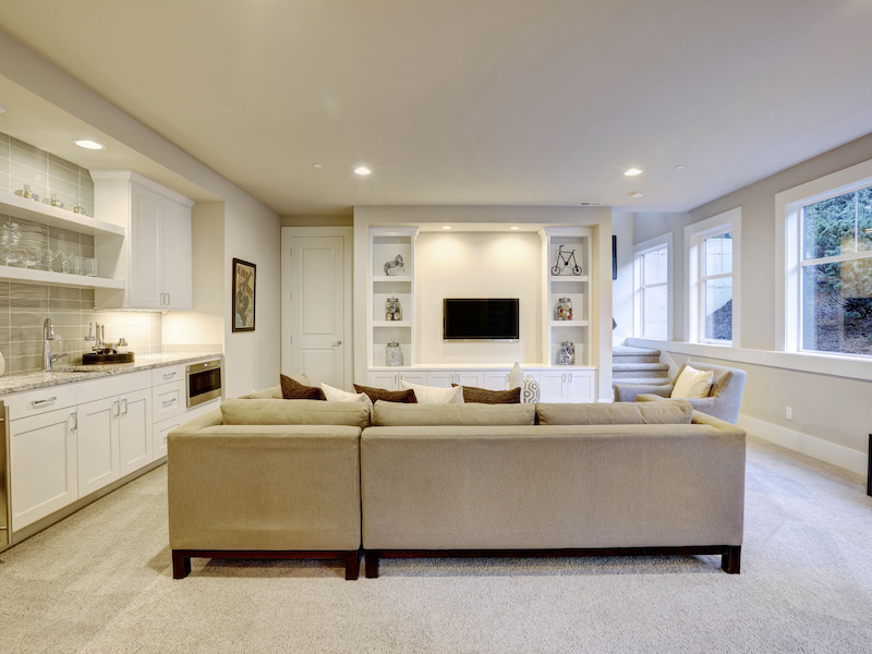 10 Tips For Remodeling Your Basement - 1