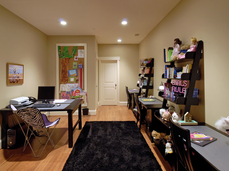 10 Tips For Remodeling Your Basement - Homework Room