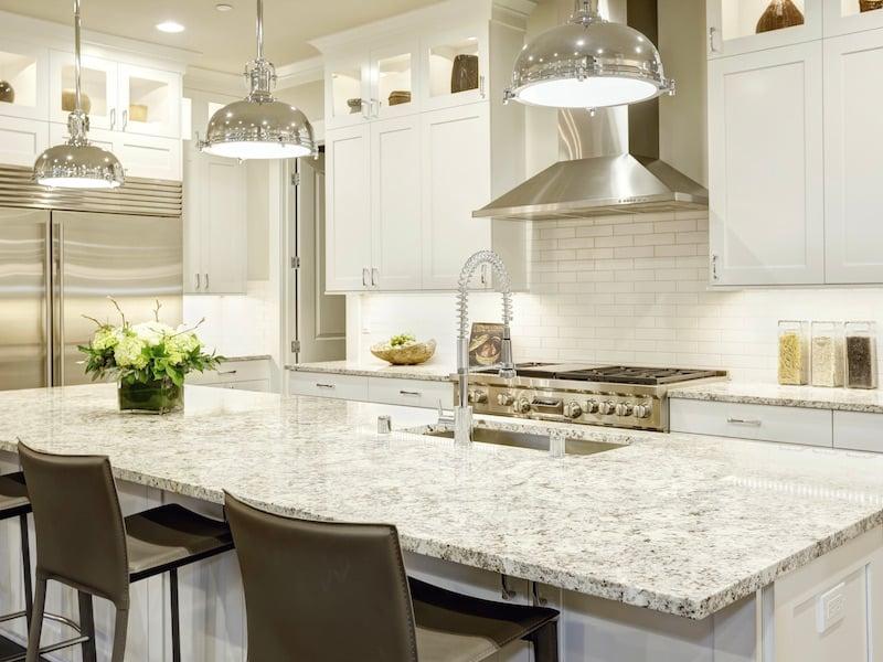 15 Popular Kitchen Countertop Materials - 1