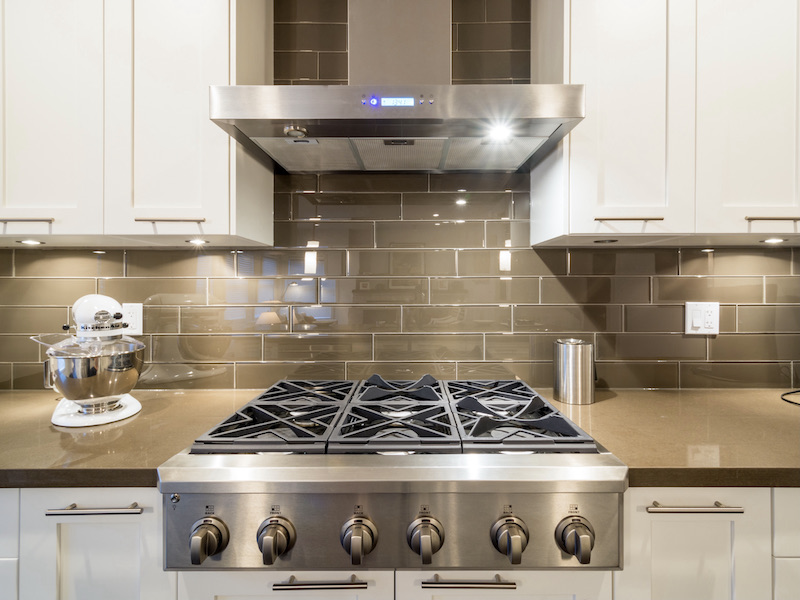 A Guide To Choosing The Best Cooktop Or Range For You - Gas Cooktop