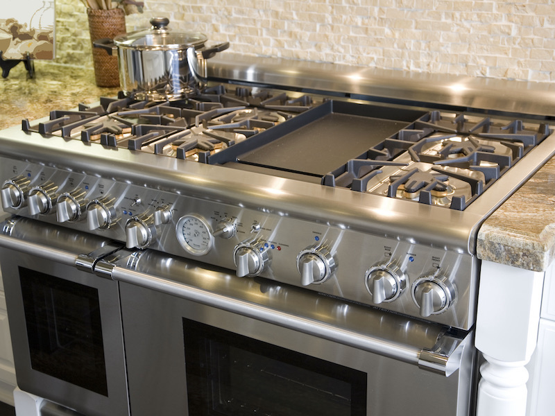 A Guide To Choosing The Best Cooktop Or Range For You - Gas Range