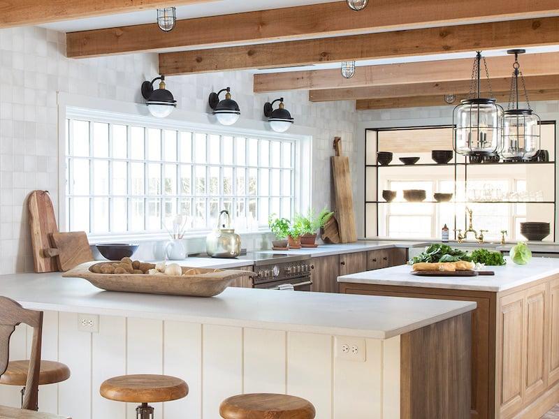 Architessa White Square Tile Kitchen Walls Zoom_lauren liess (1)