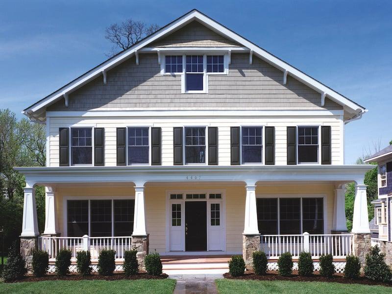 Arts & Crafts Architecture & Home Design - Craftsman Bungalow