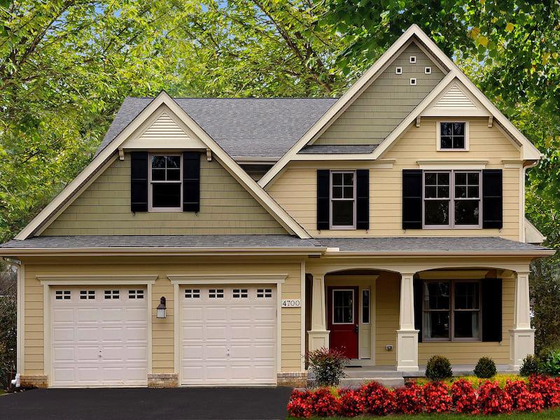 Arts & Crafts Architecture & Home Design - Exterior