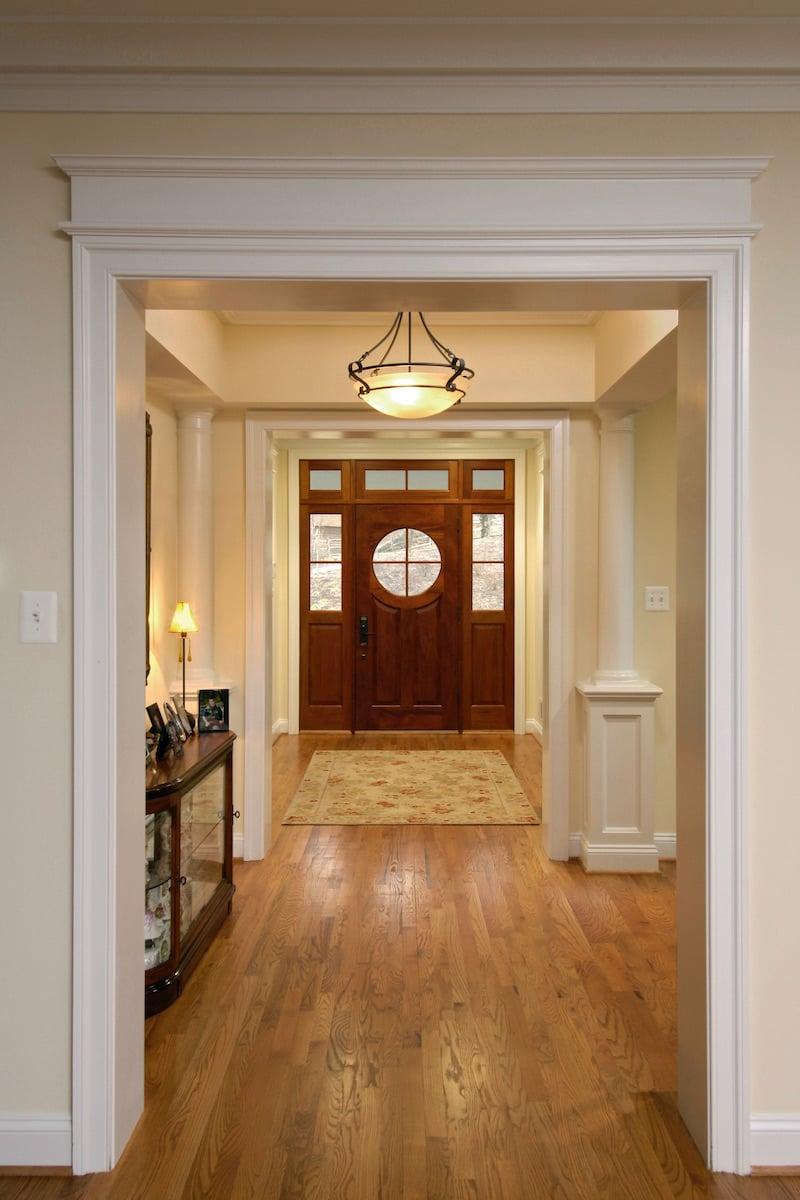 Arts & Crafts Architecture & Home Design - Interior
