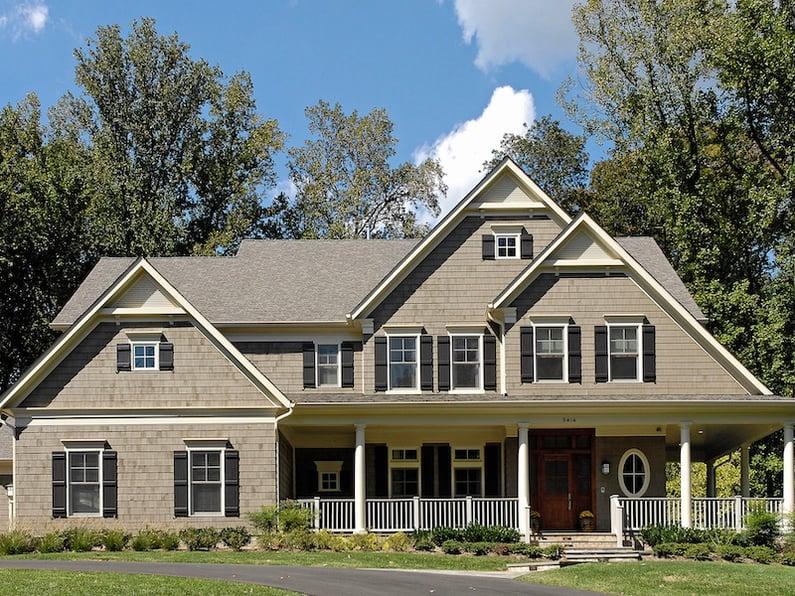 Arts & Crafts Architecture & Home Design - Simplicity of Design