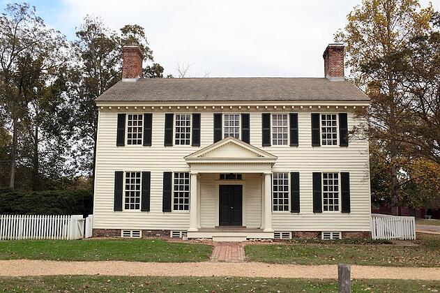 Colonial Architecture and Home Design