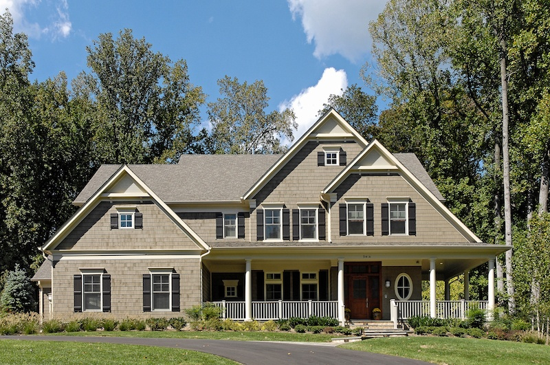 Guide To Home Exterior Siding Materials and Styles - Wood