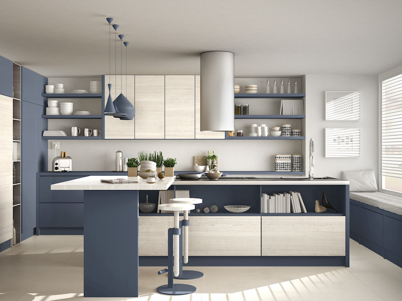Designing A Highly Functional Kitchen - Island