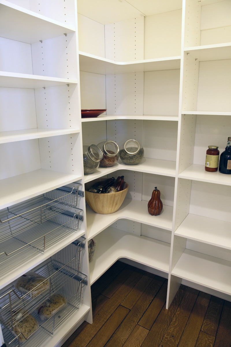 Designing A Highly Functional Kitchen - Pantry