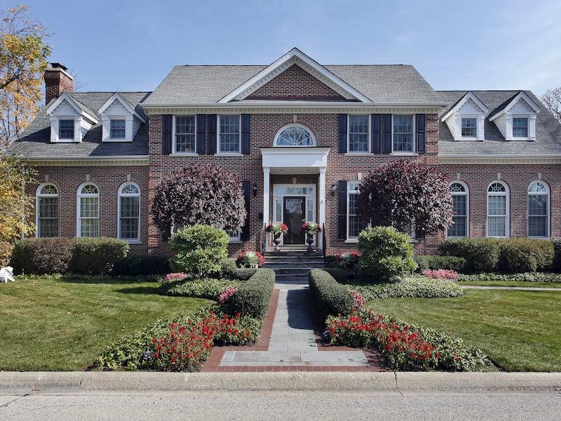 Guide To Home Exterior Siding Materials - Brick Siding
