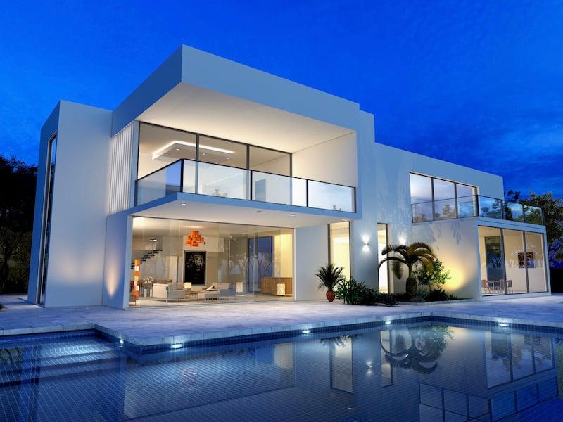 Guide To Home Exterior Siding Materials - Concrete