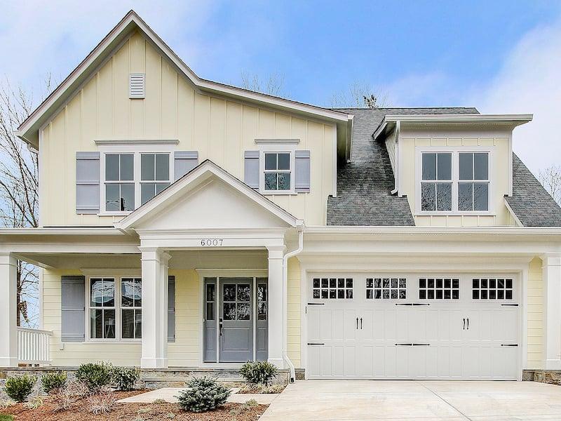 Guide To Home Exterior Siding Materials - Farmhouse