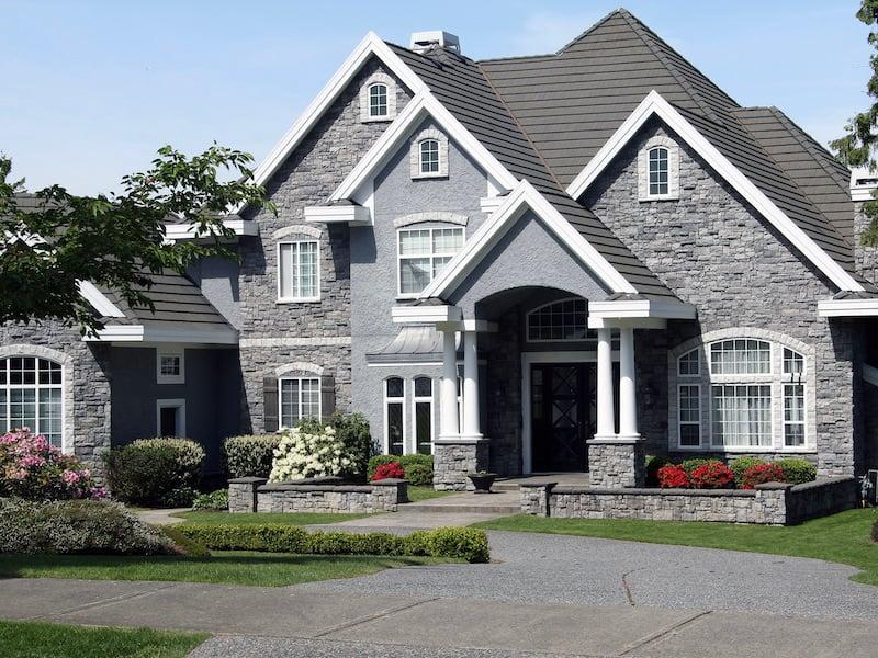 Guide To Home Exterior Siding Materials - Natural Stone