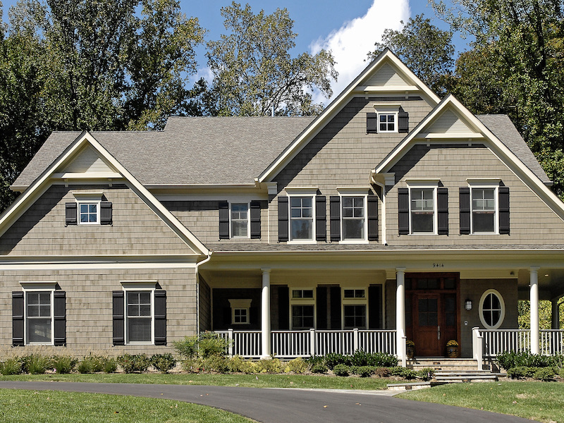 Guide To Home Exterior Siding Materials - Wood
