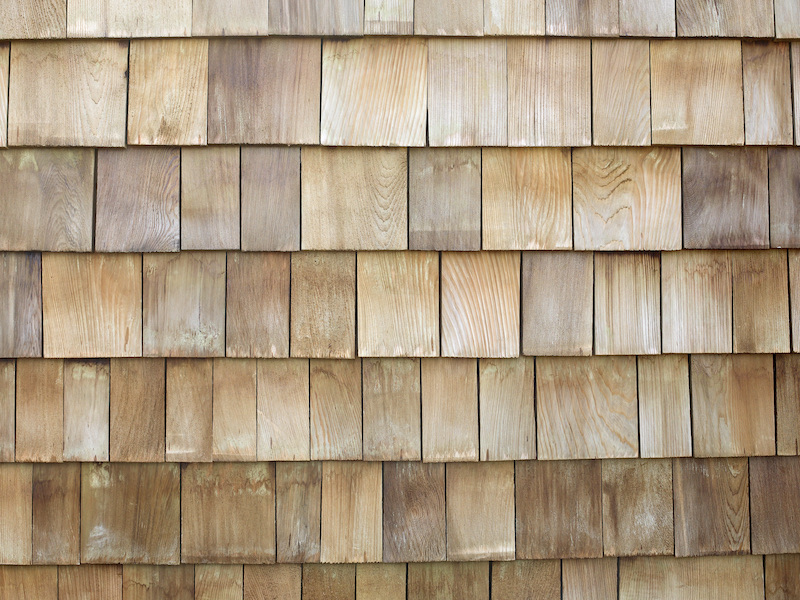 Guide To Home Exterior Siding Materials Styles - Shakes