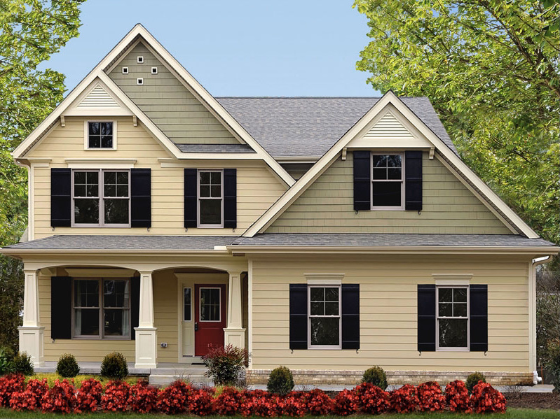 Guide To Home Exterior Siding Materials