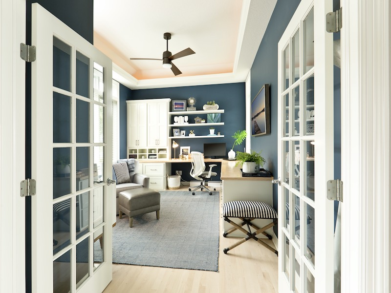 Home Office Design Ideas - 1