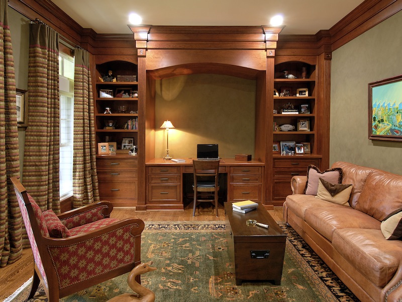 Home Office Design Ideas - 7