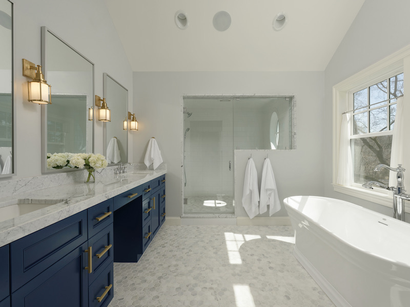 How Much Does It Cost To Remodel Your Bathroom - Location