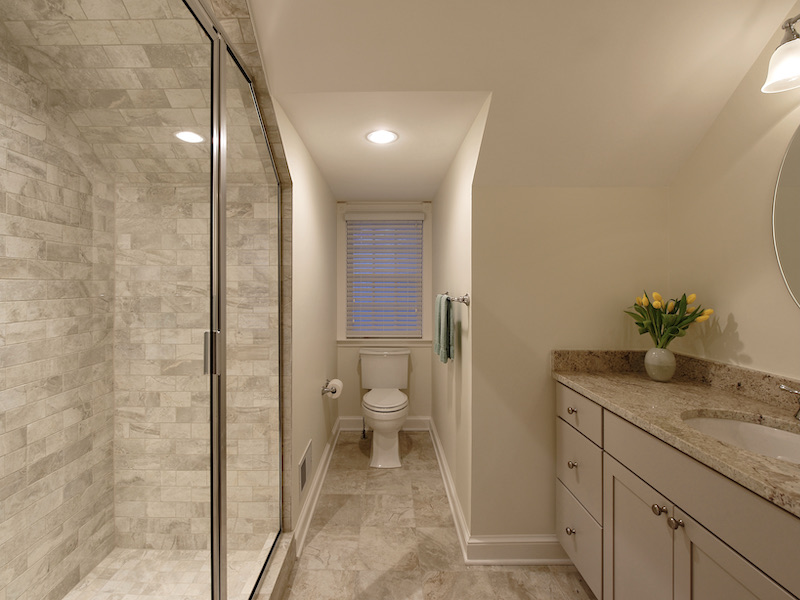 How Much Does It Cost To Remodel Your Bathroom - Mid-Range Remodel