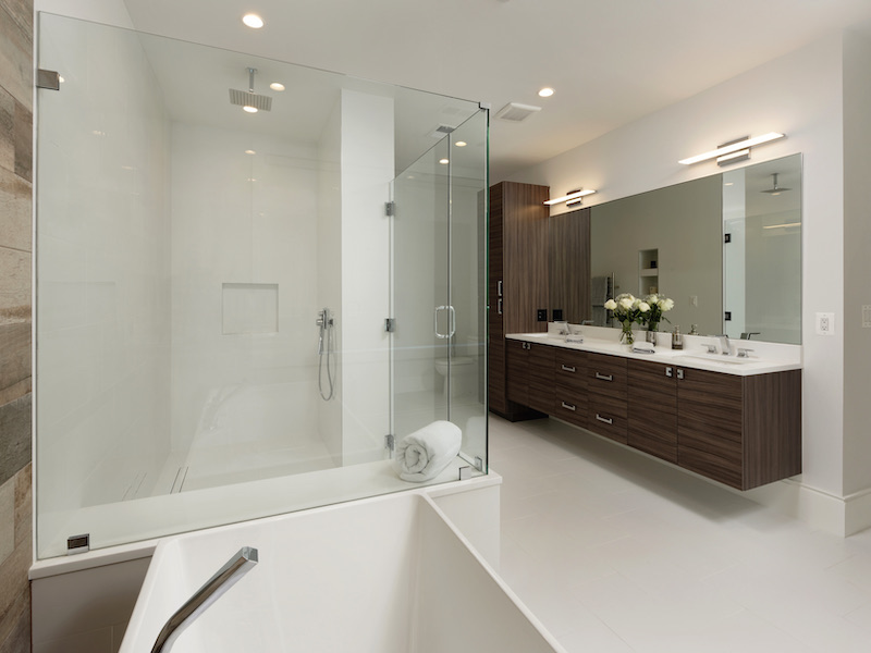 How Much Does It Cost To Remodel Your Bathroom - Size