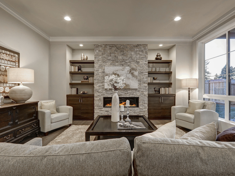 How Room Color Can Influence Your Mood - Brown