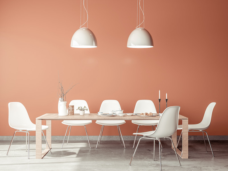 How Room Color Can Influence Your Mood - Orange