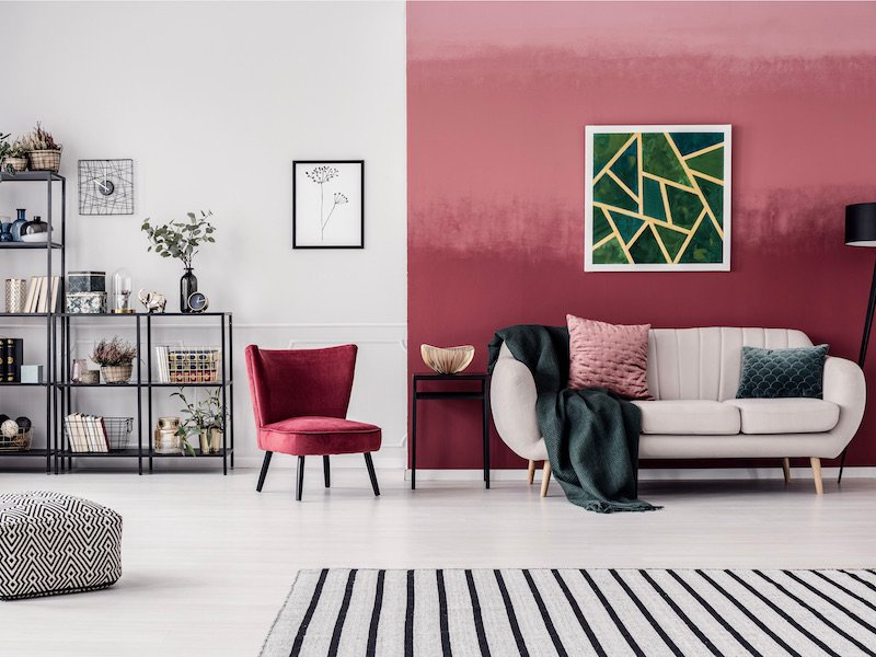 How Room Color Can Influence Your Mood - Red