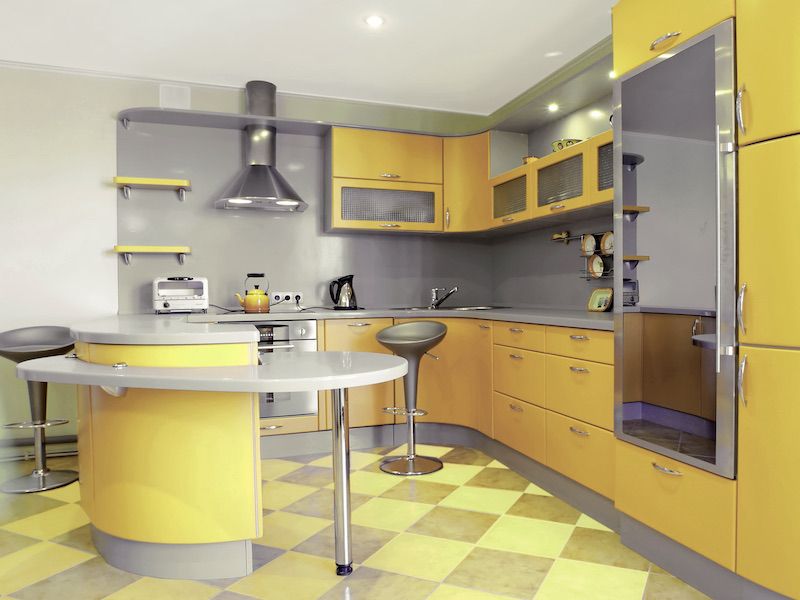 How Room Color Can Influence Your Mood - Yellow