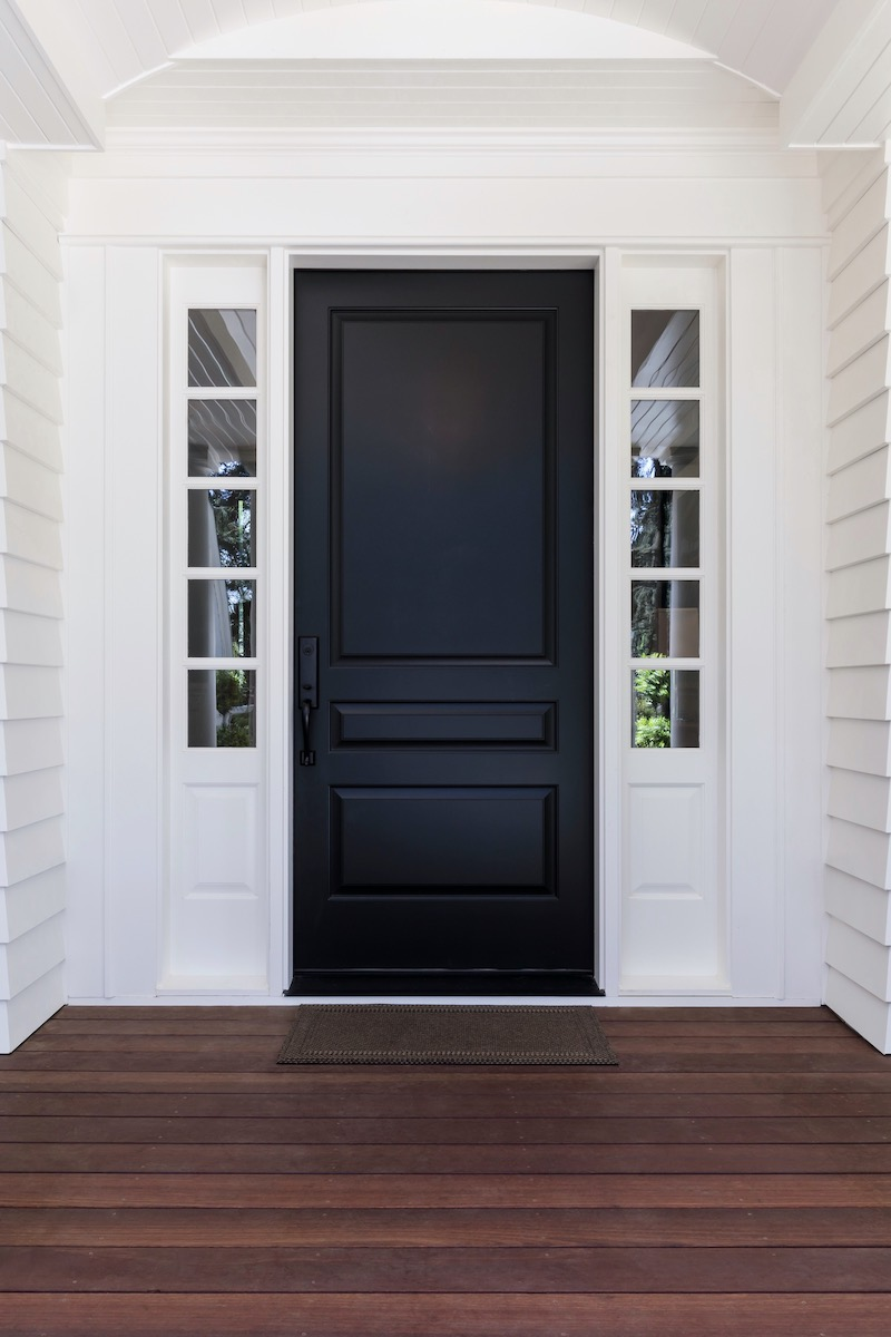 How To Choose A Front Door - All Panel