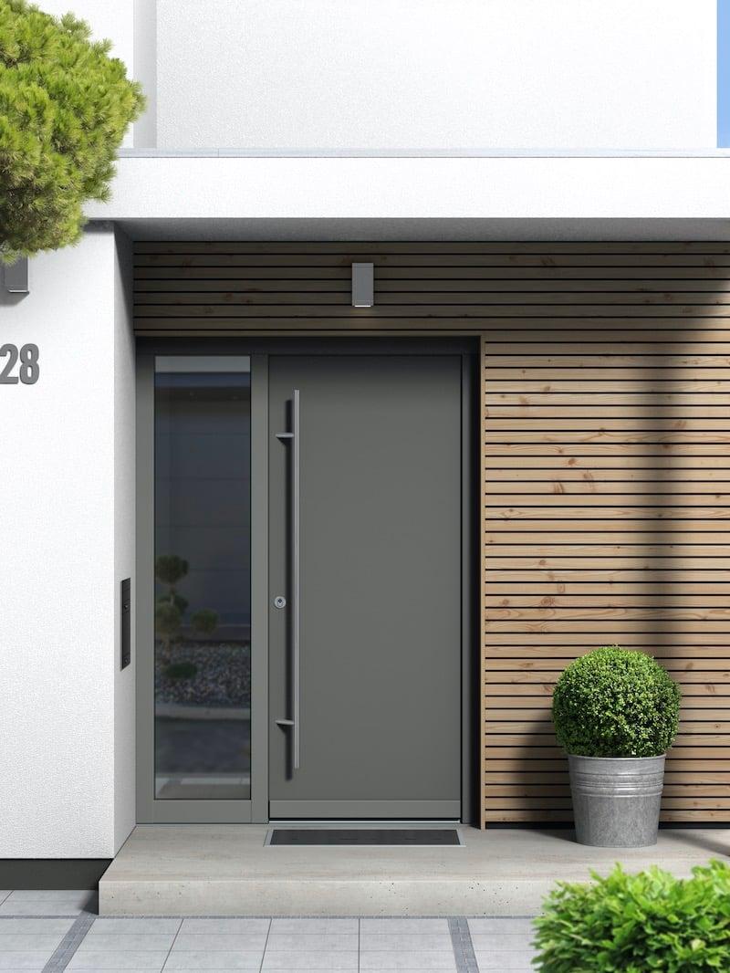 How To Choose A Front Door - Steel 1