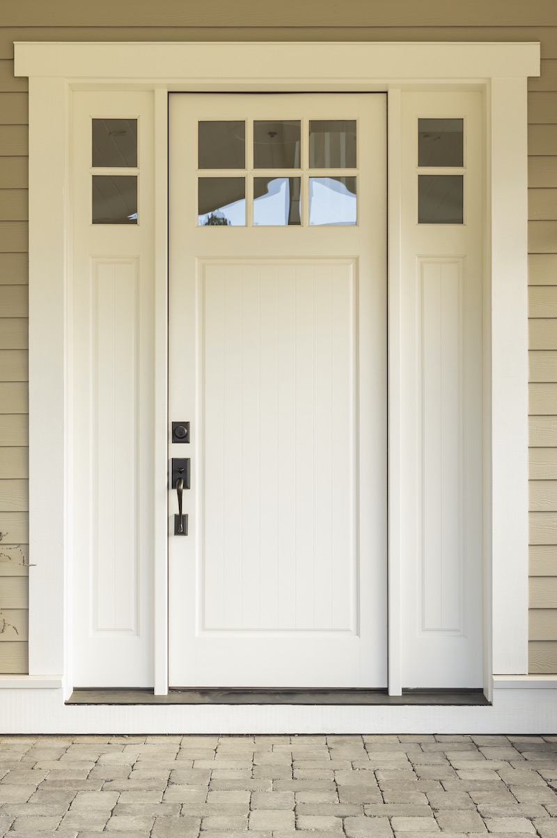 How To Choose The Right Front Door - Fiberglass
