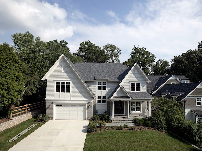 Infill Home Building - 1