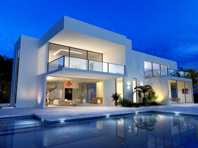 Meridian Homes - Custom Home 7