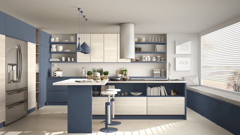 Meridian Homes - Kitchen Function and Design