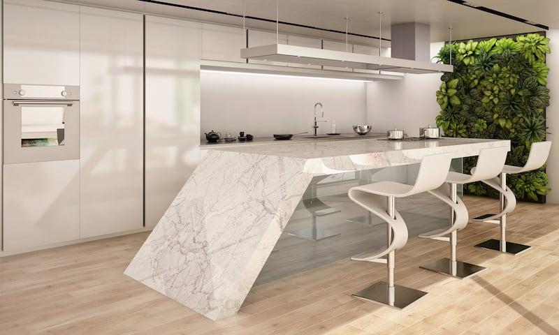 Meridian Homes - Kitchen Style - Modern