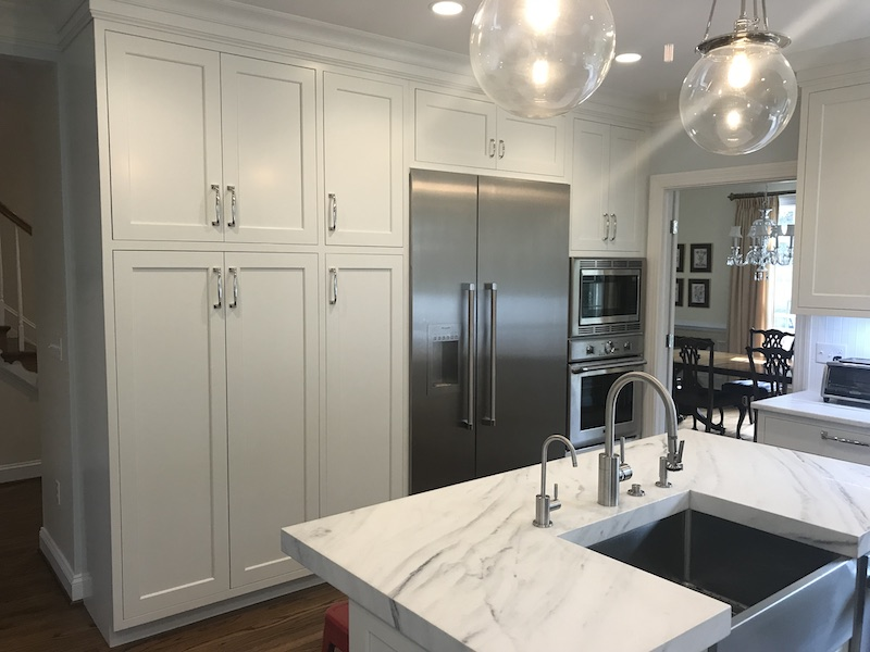 Meridian Homes - Kitchen Style - Transitional