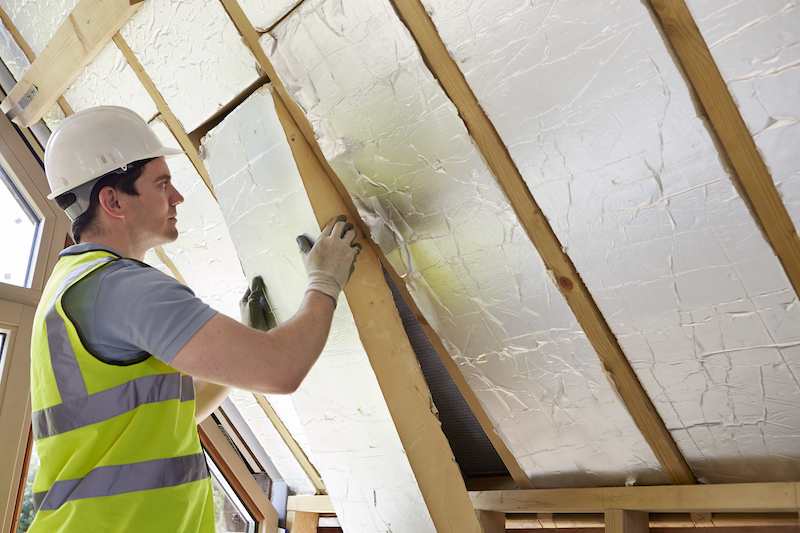 Meridian Homes-Insulation-Reflective