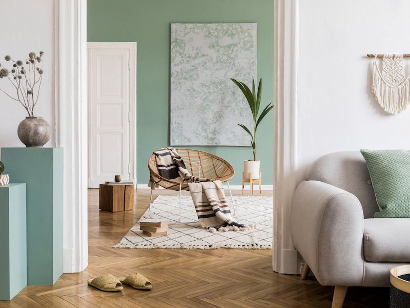 Picking The Perfect Paint For Any Room In Your Home - 2