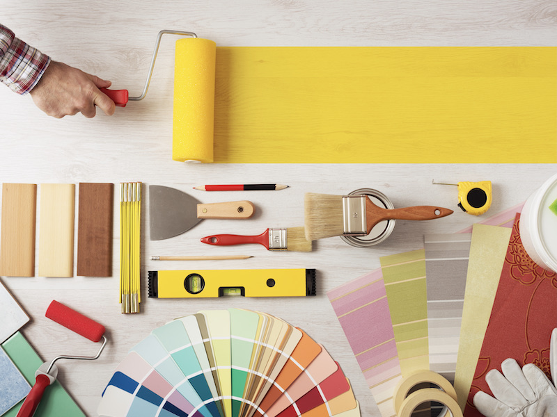 Picking The Perfect Paint For Any Room In Your Home
