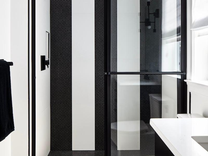 The Newest Trends In Bathroom Tile Design - Penny Tile