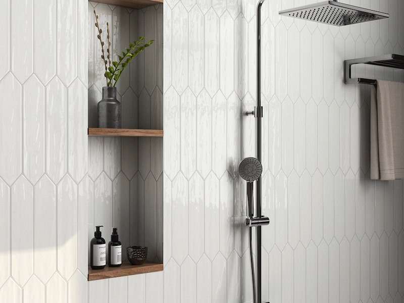 The Newest Trends In Bathroom Tile Design - Picket