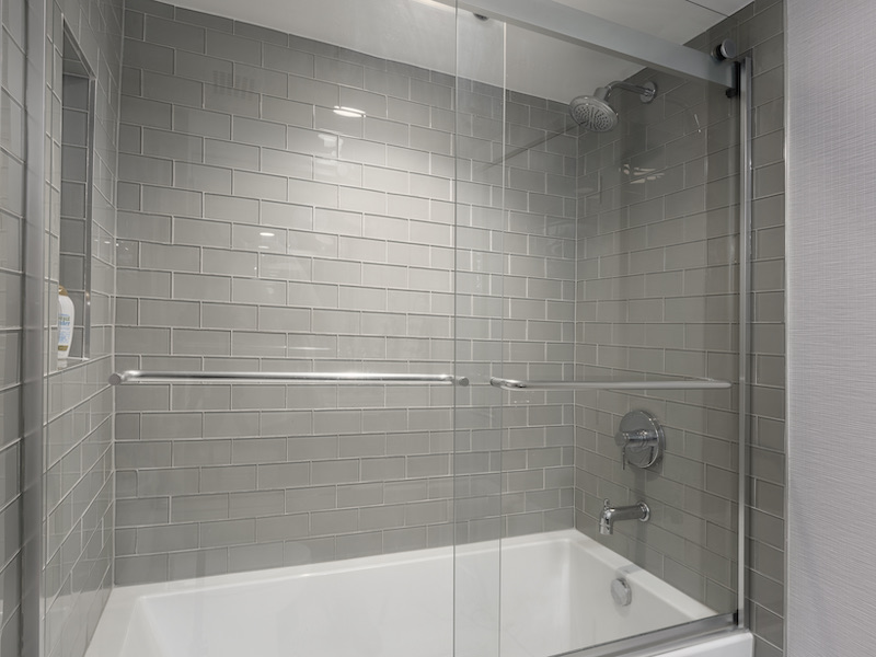The Newest Trends In Bathroom Tile Design - Subway