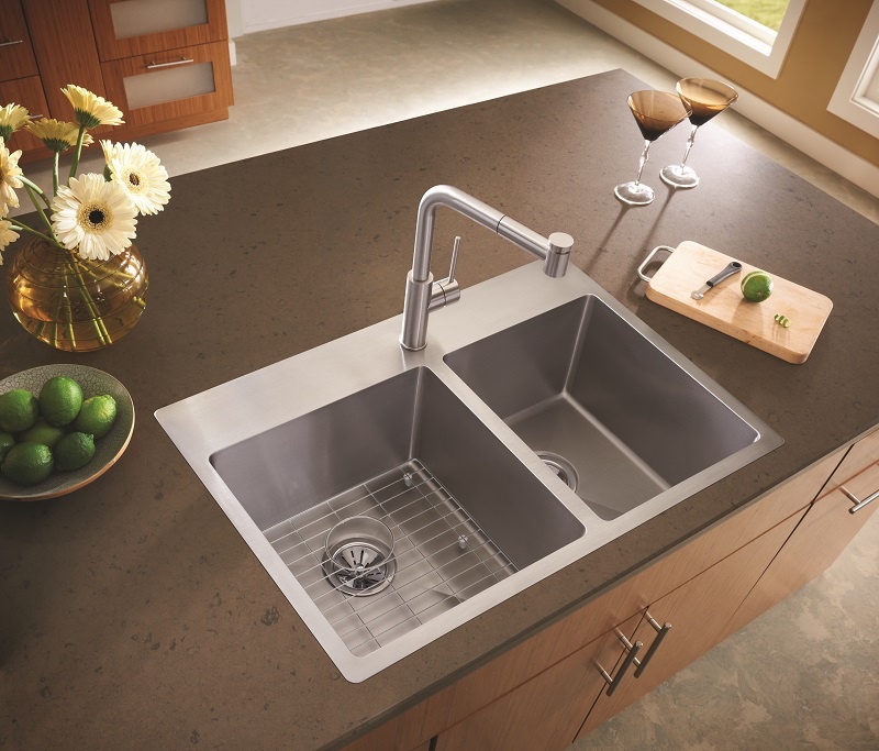 Popular Kitchen Sink Styles : Most popular sink styles to consider for your new kitchen