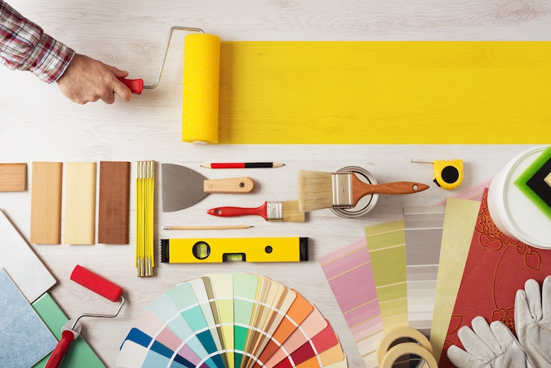 All You Need To Know To Pick The Perfect Paint For Any Room In Your Home