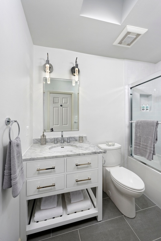 Cost To Update Bathroom Cost To Update Bathroom Master Bath Before After Low Cost Bathroom 595