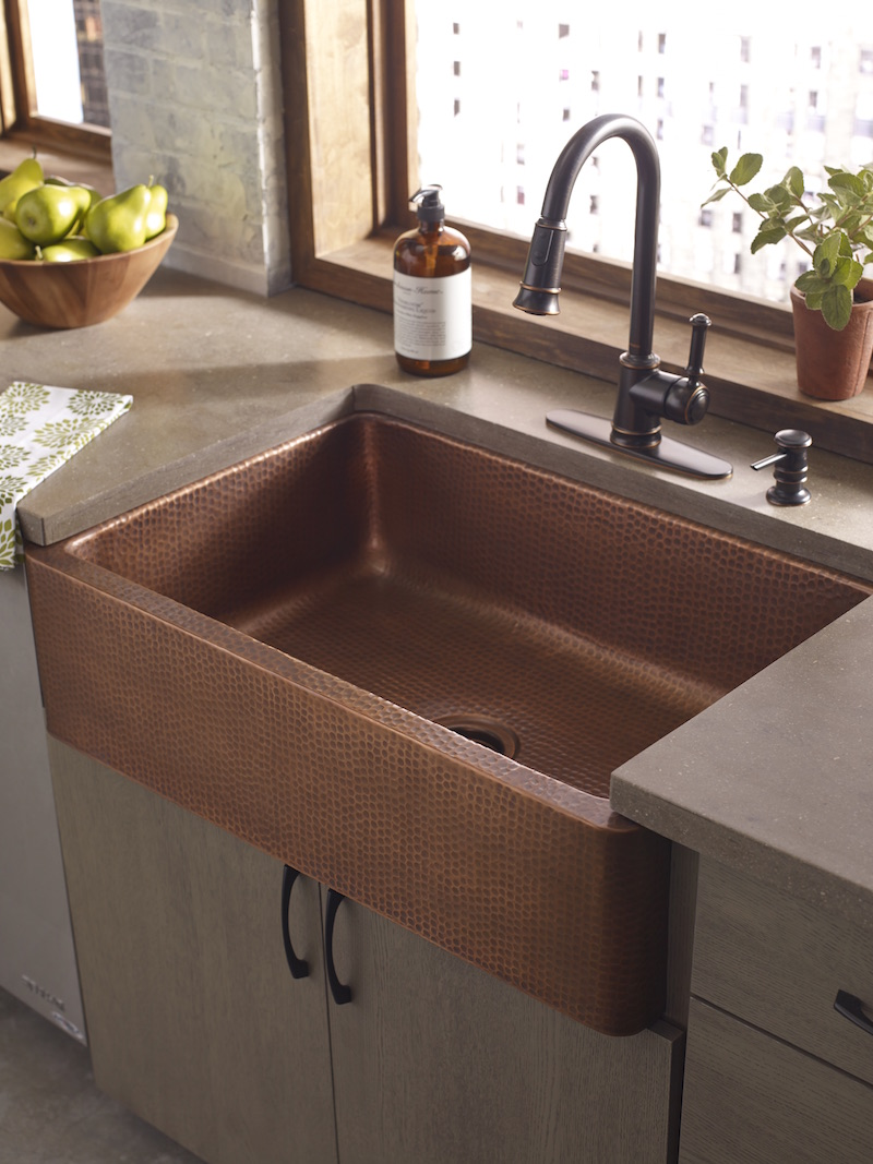 Our Guide To Selecting A Material For Your New Kitchen Sink