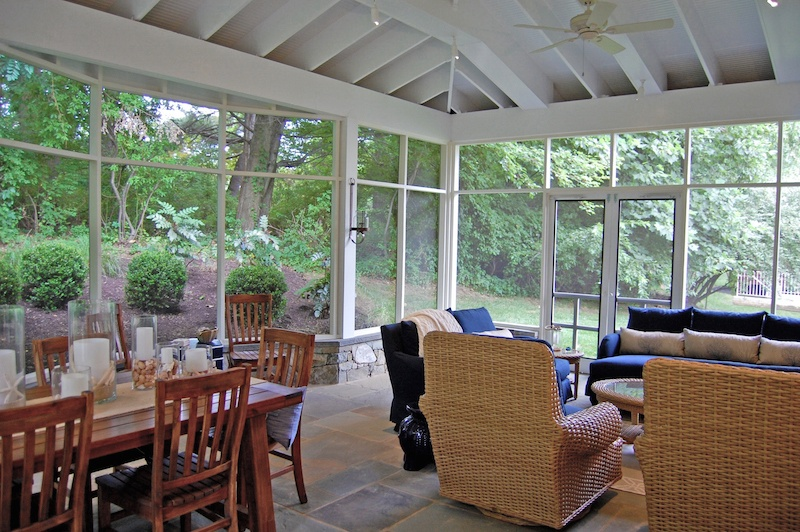 Beautiful New Indoor And Outdoor Living Space