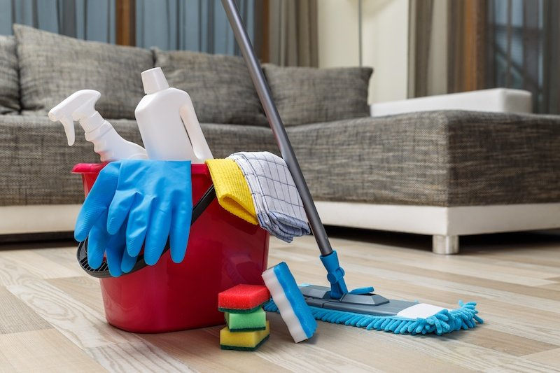 The Complete Guide To Cleaning Every Surface In Your Home